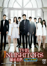 Korean Drama THE INHERITORS Heirs 1-20 End Series English Subtitle Ship From USA