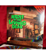 New! 'NIGHT OF THE LIVING DEAD' 25th Anniversary Ed on Double Laser Disc... - $54.95