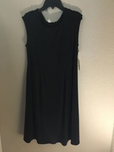 Liz Lange Maternity Black Work Dress S SMALL - $16.33