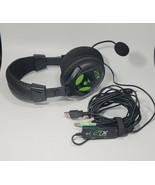 Turtle Beach Ear Force X12 USB Tested   *** SPECIAL PRICING *** - $9.99