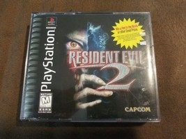 Resident Evil 2 (Sony PlayStation 1, PS1, 1998) Complete MINT CONDITION ... - $79.99
