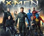 X-Men: Days of Future Past W/SLIP NEW SEALED (Blu-ray Disc,Includes Digital Copy