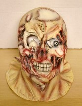 1996 Disquise Fright Asylum- Ghoul Full Head Mask-Ex/NM - $24.74