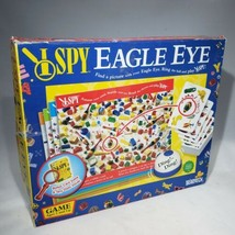 I Spy Eagle Eye Game Scholastic Briarpatch 2005 Ages 5+ Complete EUC - $16.95