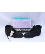 Sporto Thermolite Fur-Sure Thin Insulation Black Boots 895SM87  Ladies S... - $48.99