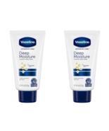 2PK Vaseline Intensive Care Deep Moisture Lotion Jelly Cream 4.5oz SAME-DAY SHIP - $15.38