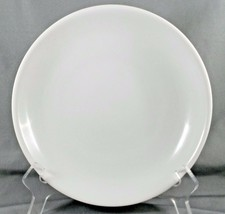 """Hutschenreuther Coupe Soup Bowl  8-5/8"""" Fine Bavarian Porcelain Plain White - $10.83"""