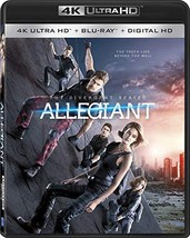 The Divergent Series: Allegiant (4K Ultra HD+Blu-ray+Digital)