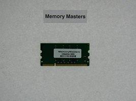 MastersMemory CB423A 256MB DDR2 144-pin DIMM Printer Memory for HP Laserjet P201