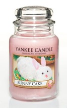 1270730 Bunny Cake Yankee Candle Large Jar Candle 22 oz - $42.42