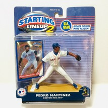 "NIB Starting Line Up 2 Pedro Martinez ""Boston Red Socks"" - $12.19"