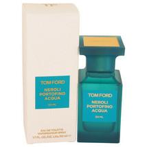 Tom Ford Neroli Portofino Acqua by Tom Ford Eau De Toilette Spray (Unisex) 1.7  - $147.46