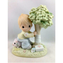 """Precious Moments """"Money's Not the Only Green Thing Worth Saving"""" 531073 - $15.83"""