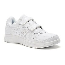2 amp; DSL New Hook MW577VW 10 White New Balance Size Walking Loop Shoes Mens 48ZqwagOS