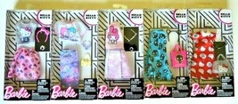 Hello Kitty Barbie Fashion Clothes Outfits Lot of 5 My Melody Chococat B... - $39.59