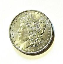 1900 O MORGAN SILVER DOLLAR  AWESOME BRILLIANT  (AU)  MS++ #200189 - $54.45