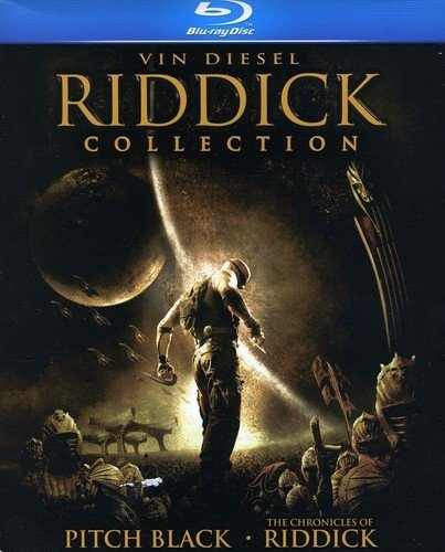 Riddick Collection: (Pitch Black / Chronicles of Riddick) (Blu-ray)