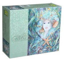 Call Of The Goddess Daughter of The Waters Jigsaw Puzzle 550 pc New Seal... - $24.26