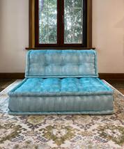 Mah Jong Inspired Sectional Composition Custom Handmade Modular Sofas - $899.99