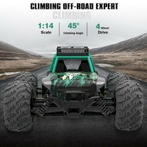 1:14 2.4Ghz 4WD 36Km/h RC Alloy Truck Remote Control Car Off Road RTR Toy USA - $87.52