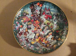 Pepsi-Cola Easter Greetings by Bill Bell Collector Plate - $9.90