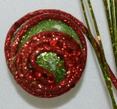 Regency International MTX46147 Saturn Ball Grass Spray Red Green 38 inches image 2