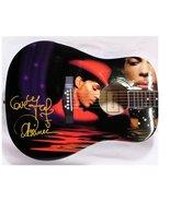 Prince Autographed Guitar - $4,500.00