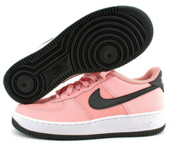 Nike Air Force 1 VDay Valentines Day 2019 Bleached Coral GS Size 7Y BQ69... - $105.99