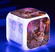 Coco Movie #03 Led Alarm Clock Figures LED Alarm Clock - $25.00