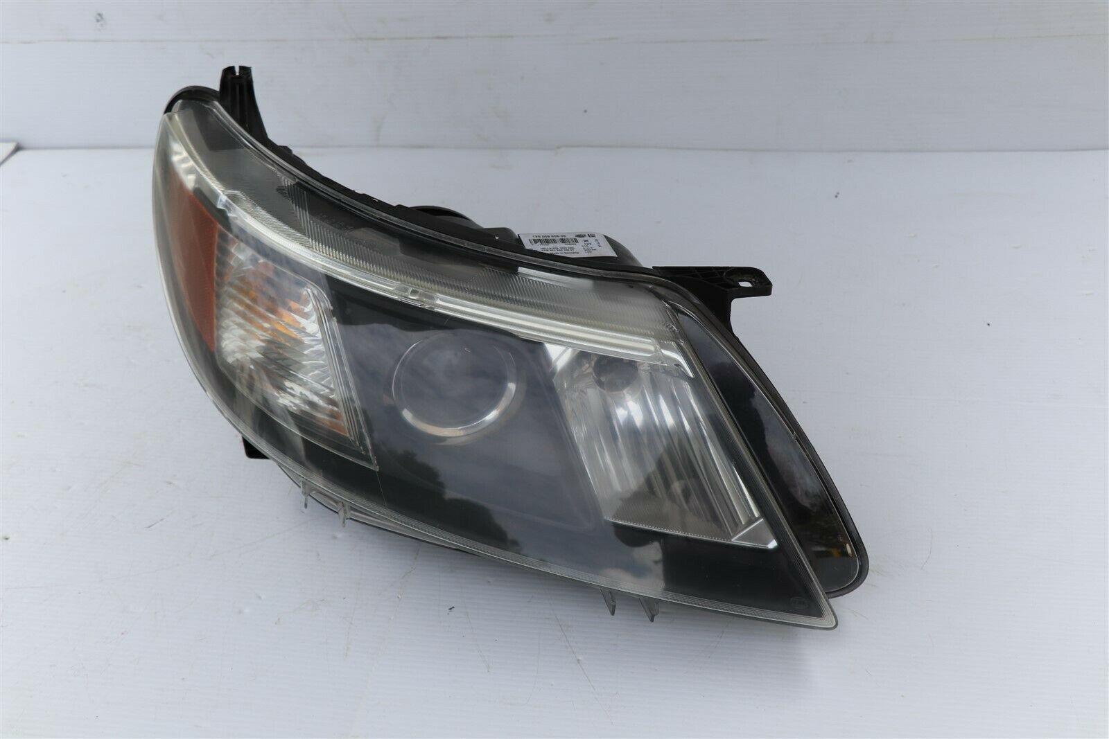 08-11 Saab 9/3 9-3 93 Headlight Head Light Lamp Xenon HID AFS Passengr Right RH