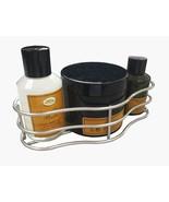 Wire Caddy Basket Storage Shampoo Soap Organizer Conditioner Shaving Acc... - $12.54
