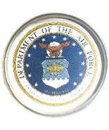 US Military Department of The Air Force 18MM - 20MM Snap Charm Fashion J... - $5.95