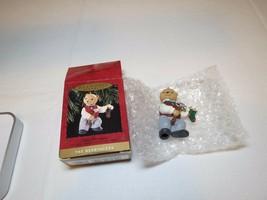The Bearingers Papa Primera Colección Raro Navidad Hallmark Recuerdo Orn... - $12.27