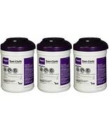 Professional Disposables Surface zTezi Disinfectant Super Sani-Cloth Wip... - $24.49