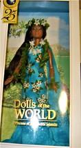 PRINCESS of the PACIFIC ISLANDS Barbie - Dolls of World - Hawaiian Hawaii  - $75.00