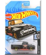 Hot Wheels - Custom '56 Ford Truck: Rod Squad #8/10 - #227/250 (2019) *B... - $3.00