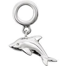 Kera® Sterling Silver Dolphin Charm - €29,14 EUR