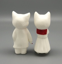 Y&G x One-Up White Cats image 2