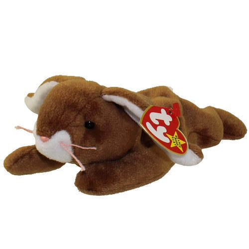 817fb009e6b Retired New TY Beanie Baby EARS the Bunny and 33 similar items. 57