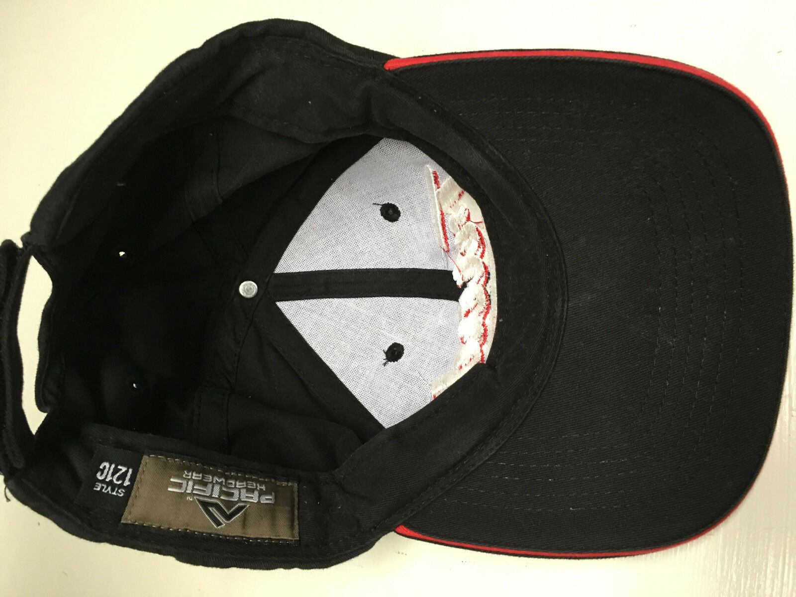 Triad Athletics Cheerleading Adjustable Baseball Cap Hat image 4
