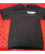 Wet 'N' Wild-2015 Crew-Employee Uniform T Shirt-Black-Las Vegas-Size:Adu... - $11.69