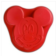 Disney Parks Exclusive Mickey Mouse Icon Silicone Cake Mold - $28.95