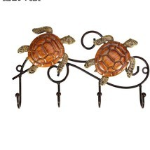 Metal Turtle Wall Hook - $9.89