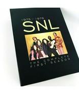 Saturday Night Live Complete First Season DVD 8 Disc Set Belushi Gilda A... - $24.74