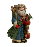 "Kurt Adler Santas World Musical Carved 11"" Have Yourself Merry Little Ch... - $47.62"