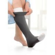 Jobst UlcerCare Stocking and Liners - 40mmHg (Black-XX-Large) - $77.12