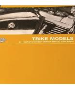 2017 Harley Davidson TRIKE Tri Glide Models Service Shop Repair Manual OEM New - $168.25