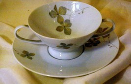 Rosenthal Wood Nymph Cream Soup And Saucer Set 8 oz - $26.99