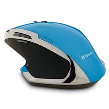 Led Gaming Mouse, Blue 8-button Portable Usb Ergonomic 2.4ghz Wireless M... - $35.99