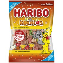 Haribo Kolalas Koala Shaped Cola Gummies 175g Free Shipping - $8.21
